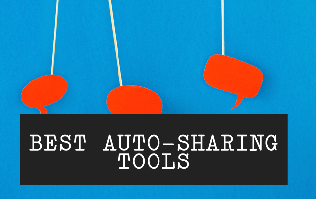 6 Best Auto Sharing Tools Social Media @ twelveskip.com