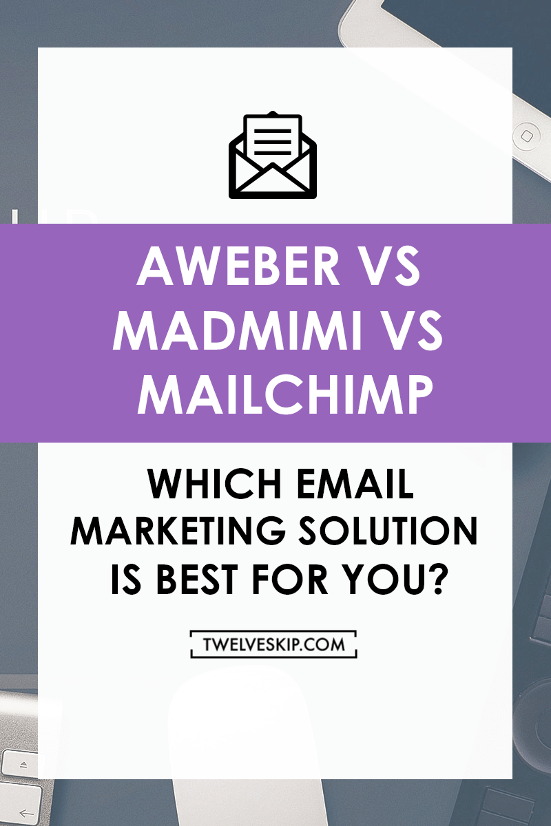 Aweber Vs Madmimi Vs Mail Chimp: Which Email Marketing Solution Is Best For You?