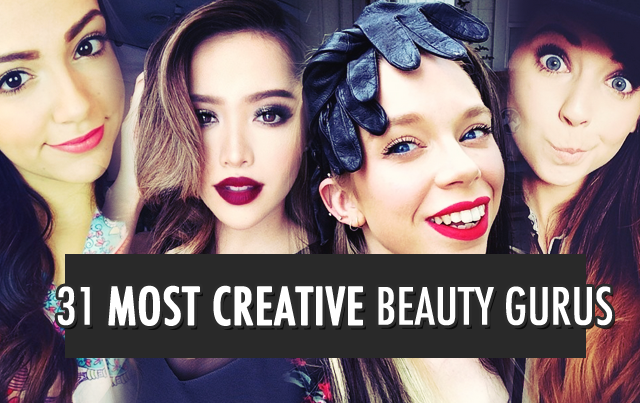31 Most Popular & Creative Beauty Vloggers on Youtube @ twelveskip.com