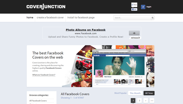 CoverJunction