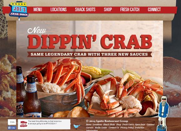 32 thiết kế web hấp đẫn cho nhà hàng