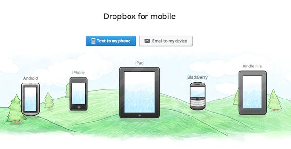 Dropbox Mobile