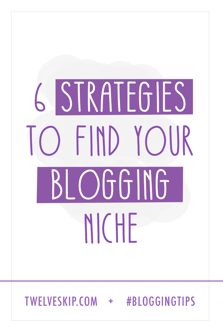 Find Blogging Niche
