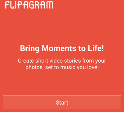 Instagram Slideshow Flipagram