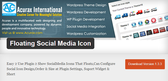 FloatingSocialIcon