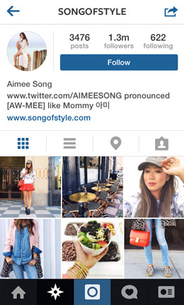 Song Of Style - Aimee Song