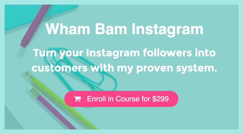 Instagram Marketing Sales Course Workshop