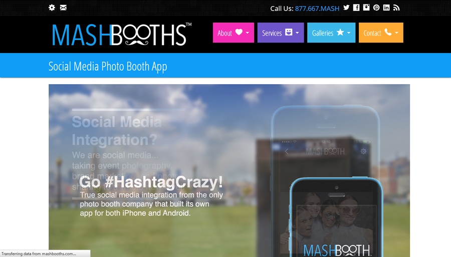MashBooths