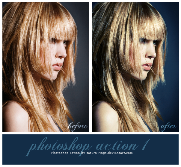 Photoshop Action 1