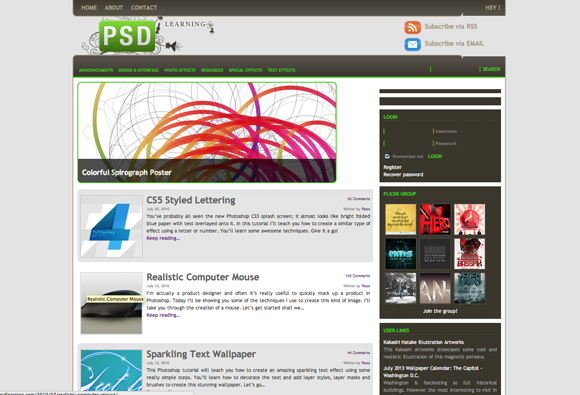 psdlearning