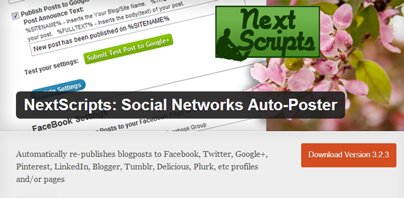SocialNetworksAutoposter