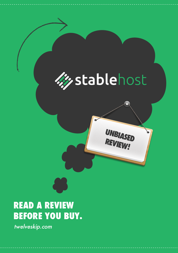 StableHost Review #StableHost #WebHosting #WebHostingReview