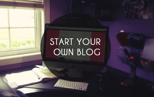 Learn how to make your own blog site. In this guide for blogging beginners, you'll be led step by step through the entire process of starting your own blog. Your hand will be held and your path lighted. Hence, all you have to focus on is succeeding in your blogging journey!
