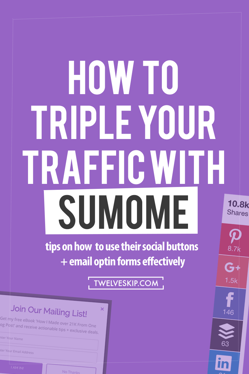 How To Double Your Traffic With SumoMe
