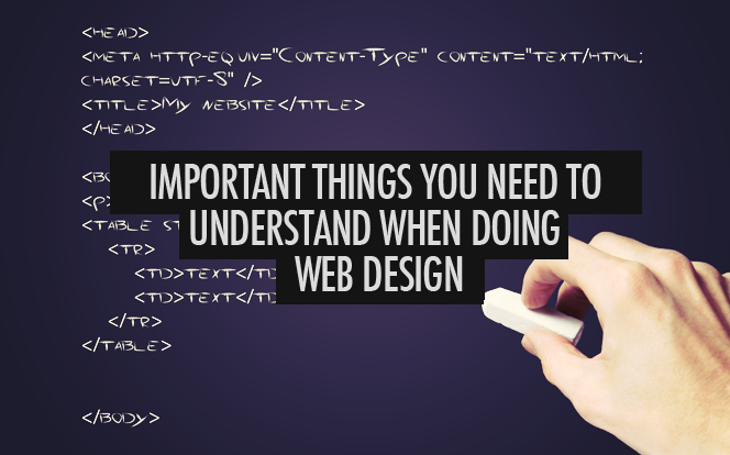 Top 10 Things A New Web Designer Must Understand