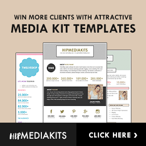 Media Kit Templates HIPMEDIAKITS