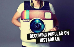 ways to become popular on instagram