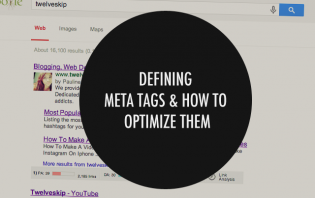 meta tags and how to optimize them