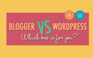 blogger vs wordpress differences