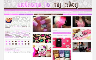 8 pretty girly tumblr themes for free voltagebd Image collections