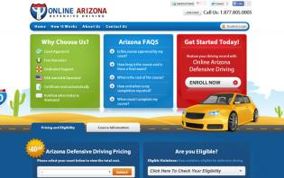 12 great examples of quality driving school web design