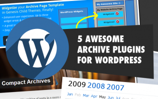 archive plugins for wordpress site