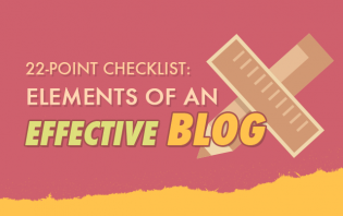 checklist: must have elements for site