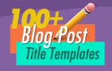 blog mistakes lose visitors