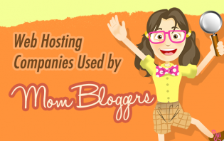 unbiased reviews: web hosting used by mom bloggers