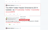 twitter header size dimension 2014