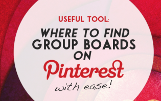 find group boards on pinterest