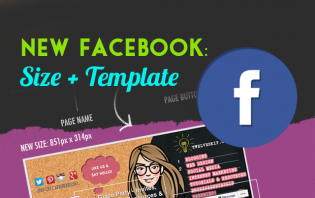 facebook new cover size template