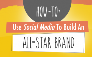 use social media to build an all-star brand