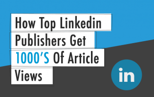 get thousands views linkedin articles