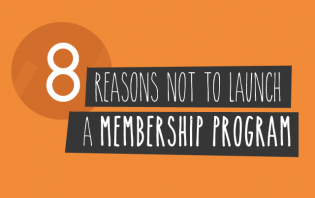 reasons not to launch a membership program what to do instead