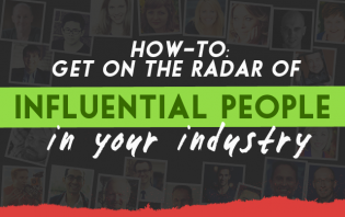 connect with influencers in your industry