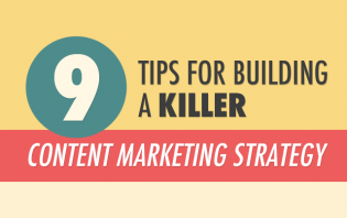 build content marketing strategy