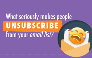 reasons people unsubscribe email list