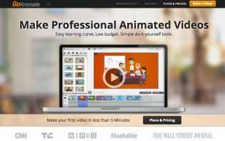 goanimate review animated videos