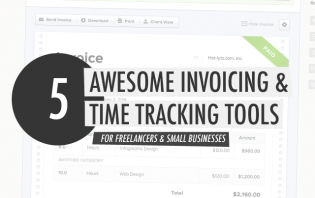 time tracking and invoicing tools