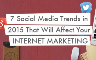 social media trends affect internet marketing