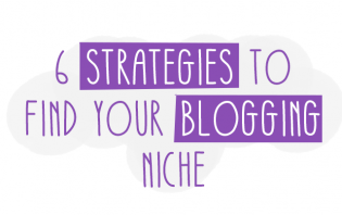 strategies to find your blogging niche
