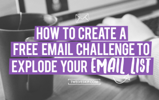 email challenge explode email list