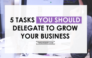 delegate grow business