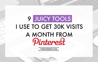 pinterest tools increase visits