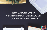 grow email subscribers