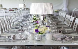 White Chiavari Chair in Toronto