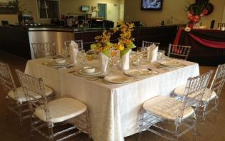 Clear Chiavari Chair in Toronto