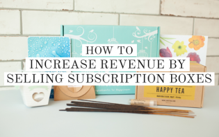 increase revenue by selling subscription boxes