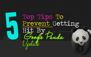 avoid google panda penalty